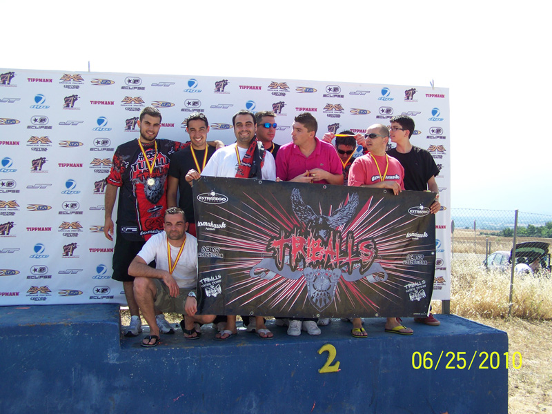 Expl junio dominio madrile o noticias megacampo for Megacampo paintball madrid oficinas madrid