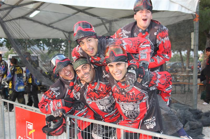 Olimpiadas lorca 2010 noticias megacampo for Megacampo paintball madrid oficinas madrid