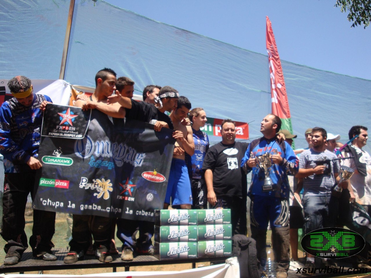 2010 julio 21 noticias megacampo for Megacampo paintball madrid oficinas madrid