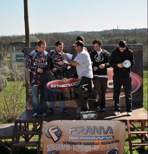 Xiv torneo woodpecker s noticias megacampo for Megacampo paintball madrid oficinas madrid