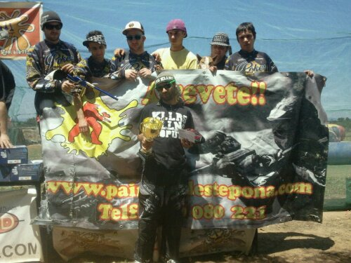 2011 mayo 09 noticias megacampo for Megacampo paintball madrid oficinas madrid